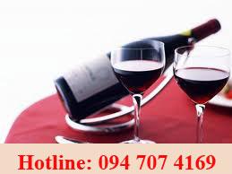 Công bố chất lượng rượu