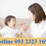 Công bố sản phẩm dinh dưỡng cho trẻ nhỏ