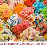 Công bố chất lượng bánh kẹo