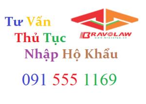Tư vấn miễn phí thủ tục nhập hộ khẩu ở Hà Nội