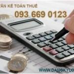 Dịch vụ tư vấn kế toán thuế